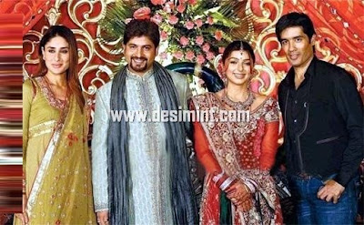Bhoomika Chawla Wedding Pics : Cute Beautiful Actress Bhumika Chawla Marriage Image Photos