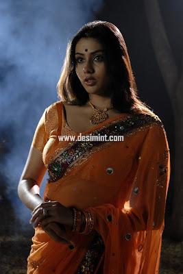 Desi Hot Sexy South Indian Actress Namitha Hot Masala Pics Gallery : Namitha posing hot stills in a lesbian movie Maya stills