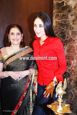 Hot Desi Bollywood Actress Kareena Kapoor Masala Images Gallery : Sexy Actress kareena Kapoor In a Red Dress