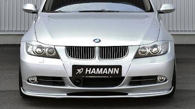 Hamann Front Spoiler BMW E90 3 Series