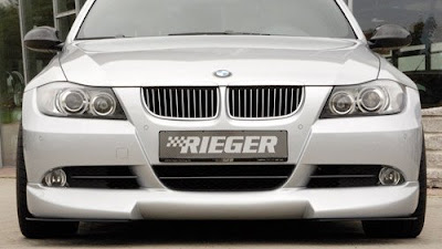 Rieger Tuning Front Spoiler BMW E90 3 Series