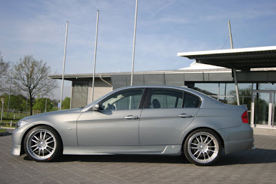BMW 3 Series Front Spoiler JMS Styling Tuning
