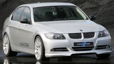 BMW E90 Hartge Front Spoiler 3 Series