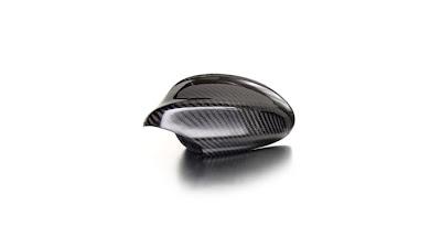 Carbon Fiber BMW E90 Mirrors CF 3 Series