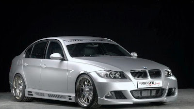 Rieger Side Skirts BMW E90 3 Series