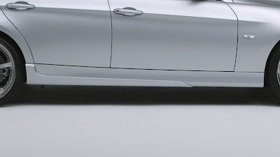 BMW E90 Tuning Side Skirt