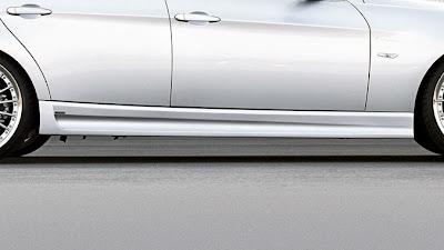 BMW E90 Hamann Tuning Side Skirt