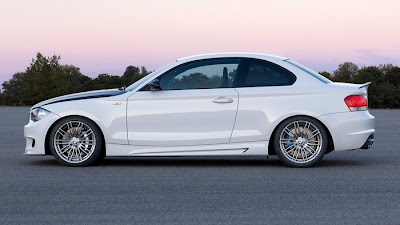BMW Performance Side Skirts E82 1 Series