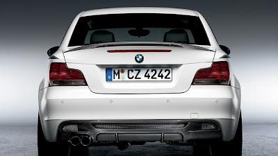 BMW Performance Rear Bumper BMW E82 1 Series