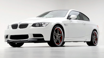 BMW M3 E92 Front Spoiler Vorsteiner
