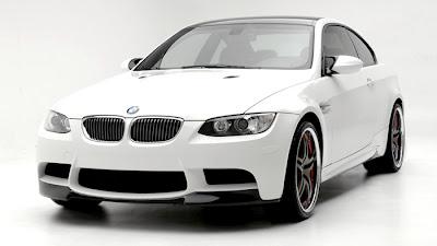 Vorsteiner BMW M3 E92 Front Spoiler