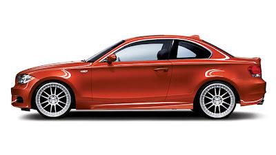 E82 BMW 1 wheels