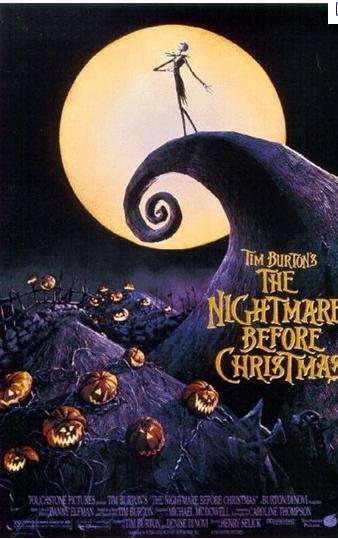 A Nightmare Before Christmas Stream