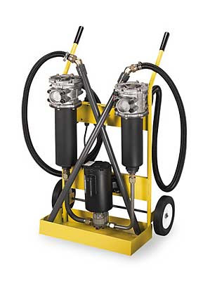 Portable Filtration | Precision Filtration Products