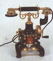 Τηλεφωνική συσκευή του 1890