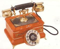 Τηλεφωνική συσκευή του 1910