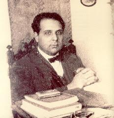 Στο γραφείο της κάμαράς του (1926)