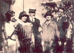 Οικογενειακή φωτογραφία (Παρίσι 1924)