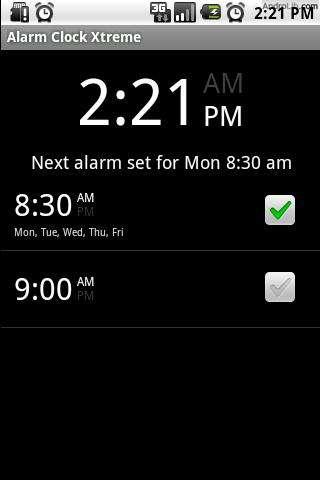 Alarm Clock Xtreme Free Iphone