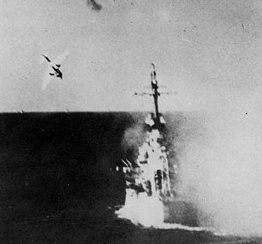 Serangan Kamikaze (Jepang)