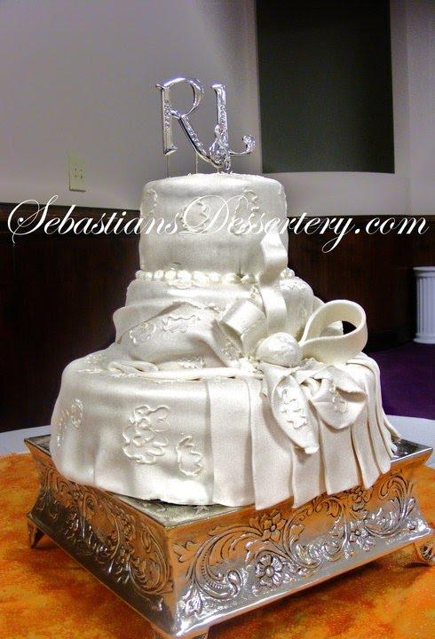 Sebastians Dessertery Cake Boss Wedding Cakes
