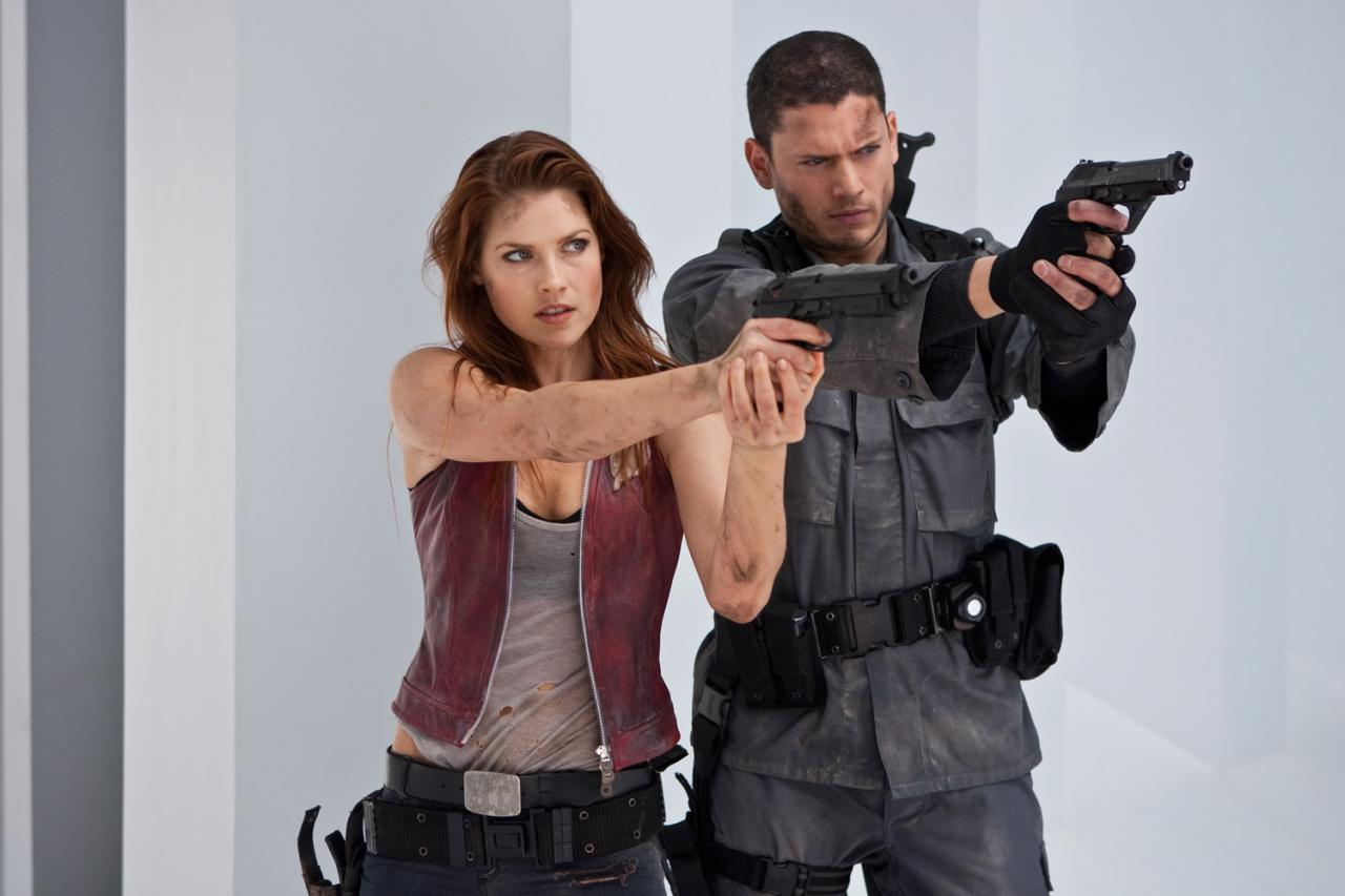 Resident Evil Afterlife Giveaway Package Sandwichjohnfilms