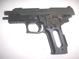 Kish Collections: Jammed Sig Sauer P226 SCT