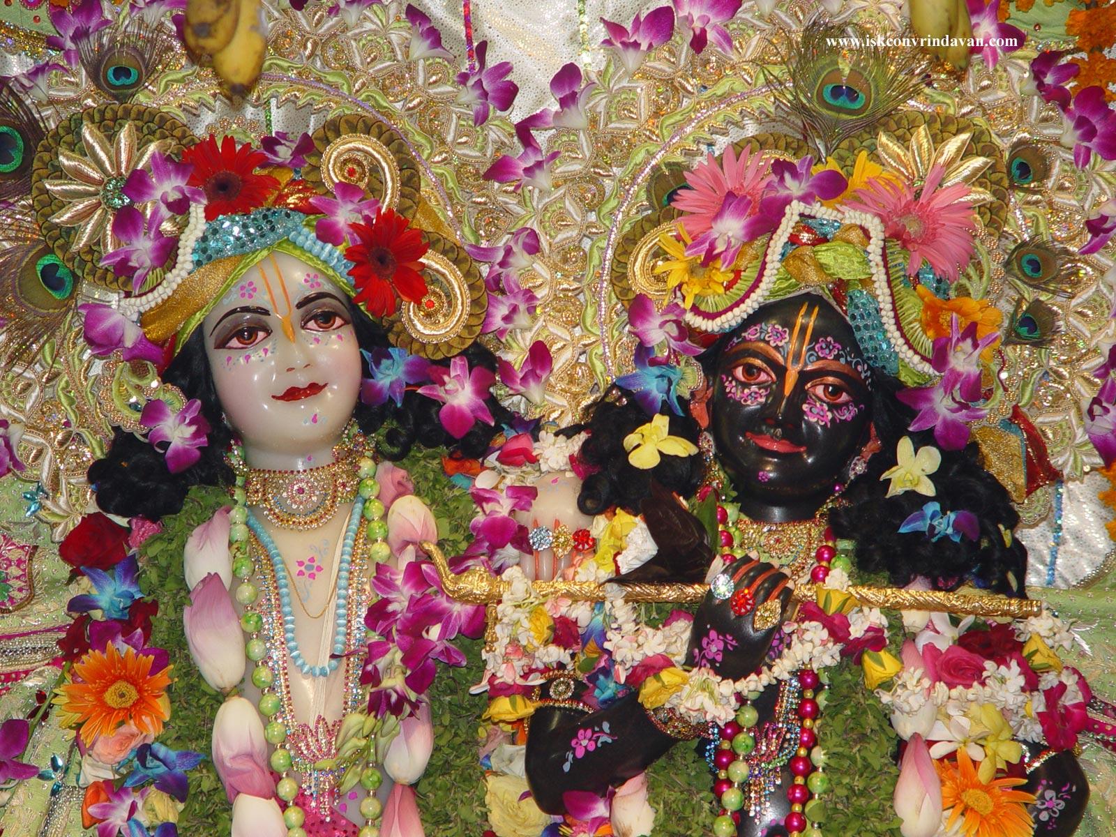 சர்வம் சக்திமயம்: ISKCON Krishna,Balram,Radha Wallpapers
