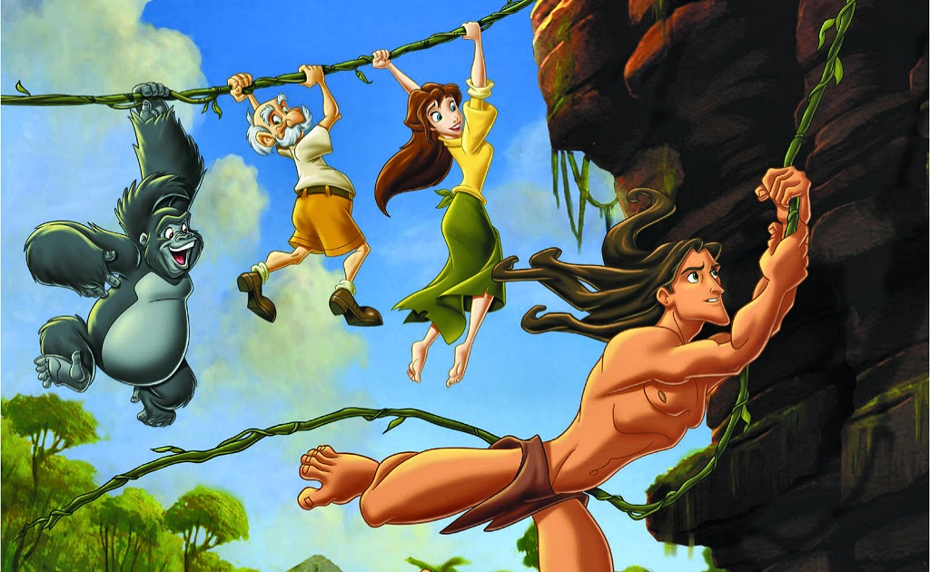 Legend of tarzan wallpapers - Tarzan wallpaper ...
