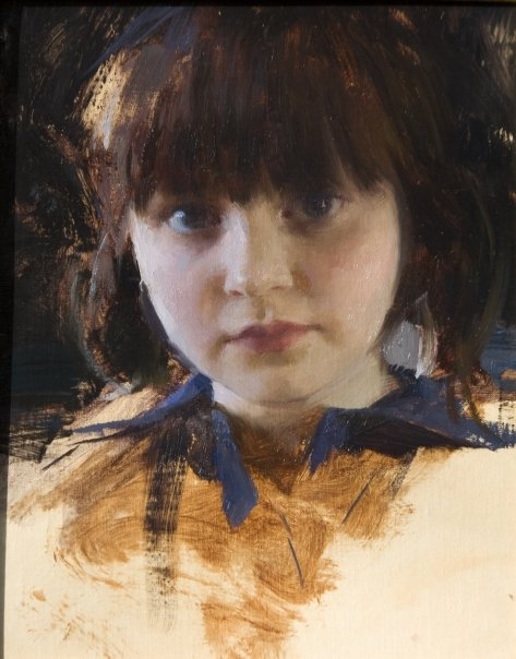 Jeremy Lipking 1975 | American Realist\Figurative  painter