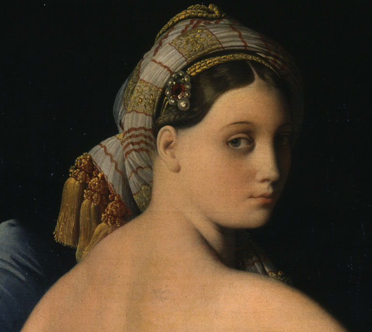 Jean Auguste Dominique Ingres 1780-1867