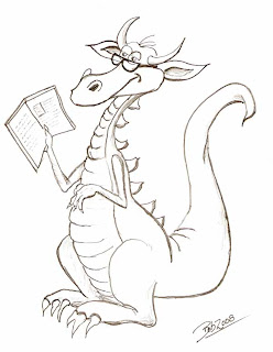 Coloring Book About Mythical Creature