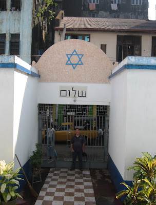 THERE ARE STILL JEWS IN YANGON, MYANMAR!