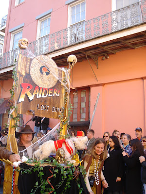 OUR ANNUAL NEW NEW ORLEANS CATCH-UP BY MICHAEL SNYDER