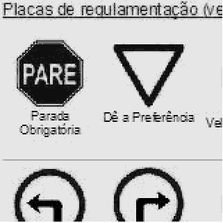 AS PLACAS DE TRÂNSITO