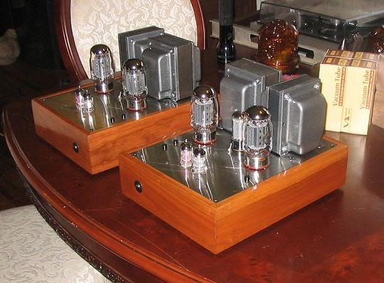 Retro Vintage Modern Hi Fi Nosvalves Vrd Tube Amps Or