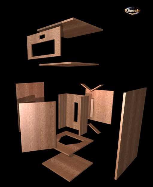 la scala ll woofer access technical modifications the. Black Bedroom Furniture Sets. Home Design Ideas