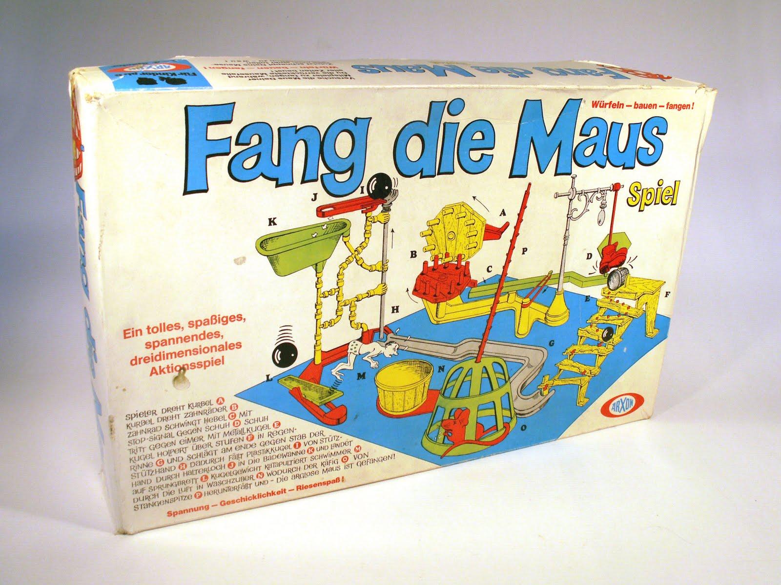 Fang Die Maus Spielanleitung