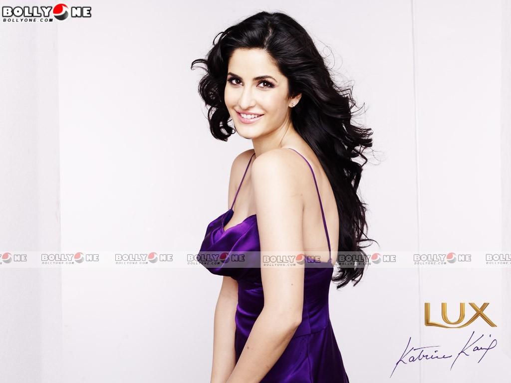 Katrina Kaif For Lux Ad