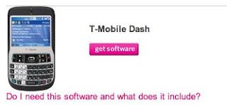 Tmobile Dash Upgrade