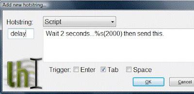 lifehacker text program screenshot