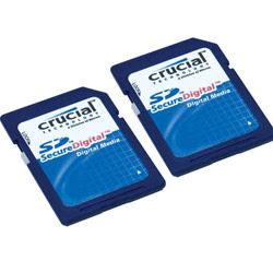 crucial memory card sd