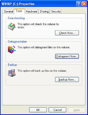 defrag1 Defragmenting on XP   do i have to? How often should i defrag?