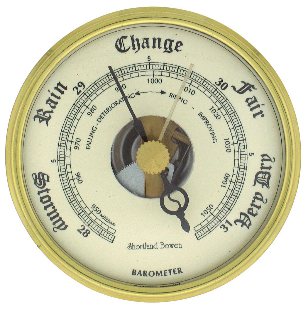 Aubrey S Weather Journal Weather Instuments Amp Units