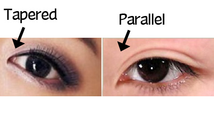 Beauty Life Room: Tips and Tricks: Double Eyelid without