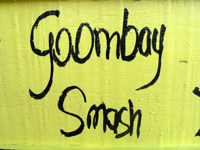 goombay smash a k a julie is a super tasty alcoholic drink made with ...