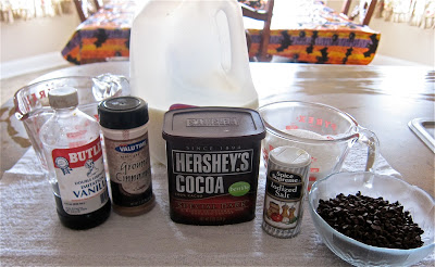 This rich and creamy hot cocoa recipe is sure to become a quick favorite with your family. It is super easy to make and keep warm in the crock pot. #drinkrecipes #easyrecipe #hotcocoa #choclate