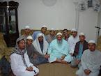 Bersama Maulana Al-Sheikh Syed Ibrahim Al-Ahsaiy dan Al-Sheikh Mohd Husni Ginting
