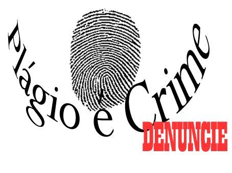 Os blogs não são a casa da Joana, o plágio é crime