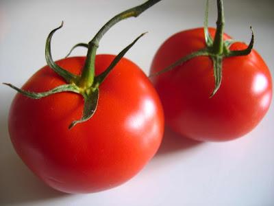 Tomates depilados